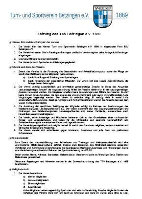 satzung1