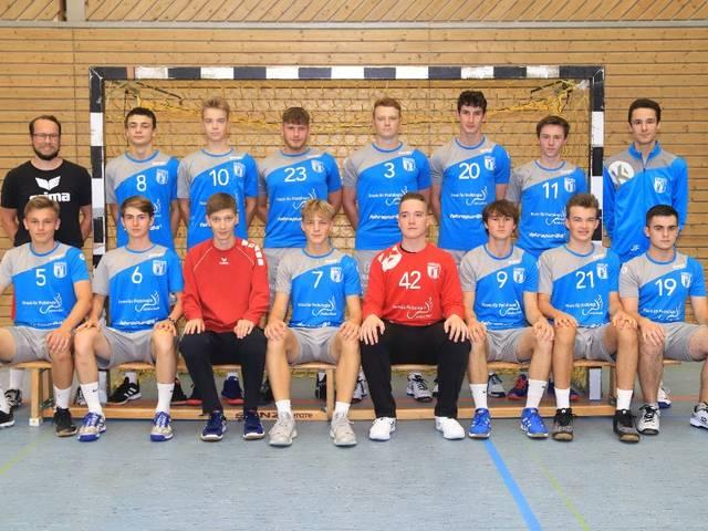 Spielbericht: Männliche A-Jugend – HSG Schönbuch | 33:23 (15:14)