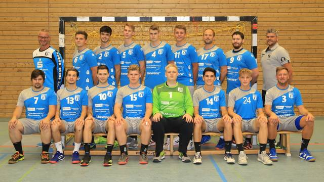 Männer 1 : Gelungene Rückkehr der Betzinger Handballer ins Bezirksoberhaus
