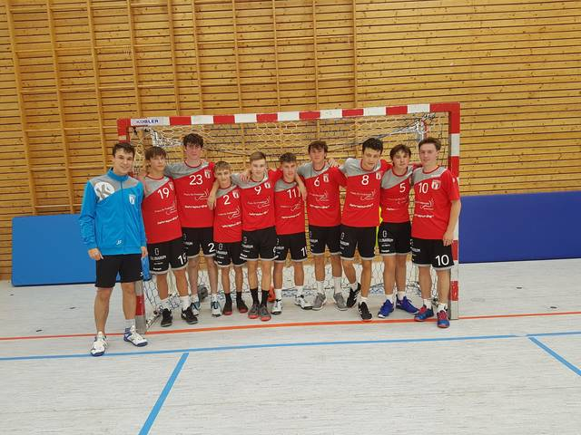 Männliche A-Jugend gastiert bei BW Bank-Cup in Reutlingen