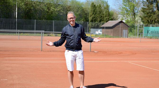 Tennisabteilung des TSV Betzingen wird 50 - Corona trübt die Feierlaune jedoch