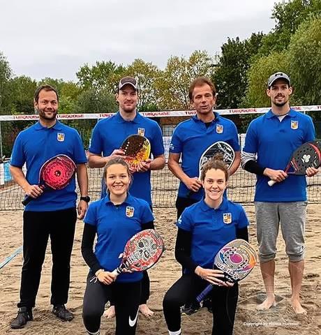 Württemberger Beach Tennis Spieler/innen dominieren die Regionalliga Südwest 2020