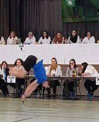 Württembergische Rope Skipping Meisterschaften in Neckarhausen 2020