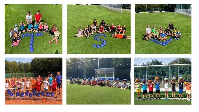 16. erfolgreiches Sportcamp 06.09.-08.09.2021