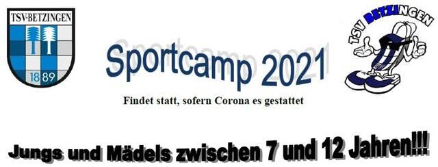 SPORTCAMP 2021